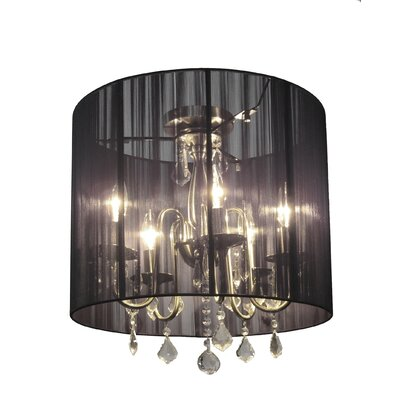 Artcraft Lighting Claremont 3 Light Chandelier
