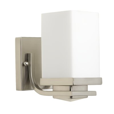 Artcraft Lighting Metropolitan 1 Light Wall Sconce