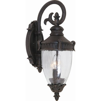 Artcraft Lighting Imperial 3 Light Outdoor Wall Lantern