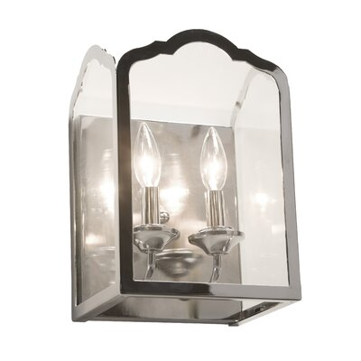 Artcraft Lighting Cambridge Two Light Wall Sconce