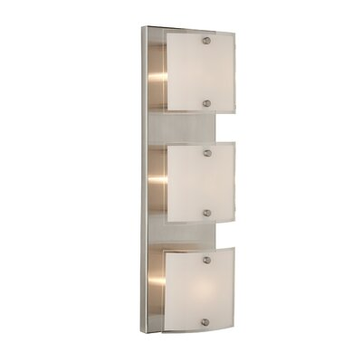 Artcraft Lighting Brentwood 3 Light Wall Sconce