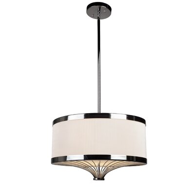 Artcraft Lighting Martinique Drum Pendant