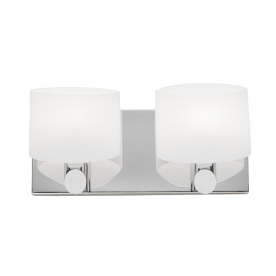 Artcraft Lighting Courtleigh 2 Light Bath Vanity Light