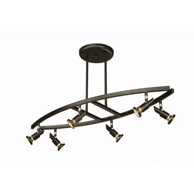 Artcraft Lighting Shuttle 6 Light Track Light