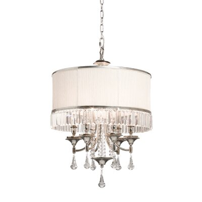 Artcraft Lighting Newcastle 6 Light Drum Pendant