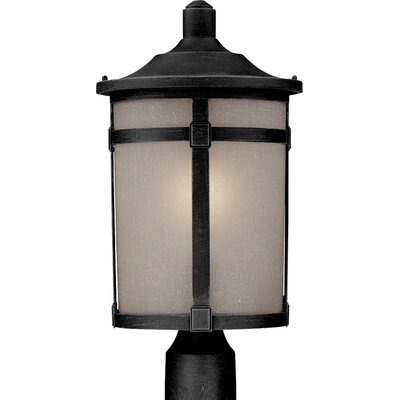 Artcraft Lighting St. Moritz 1 Light Post Lantern