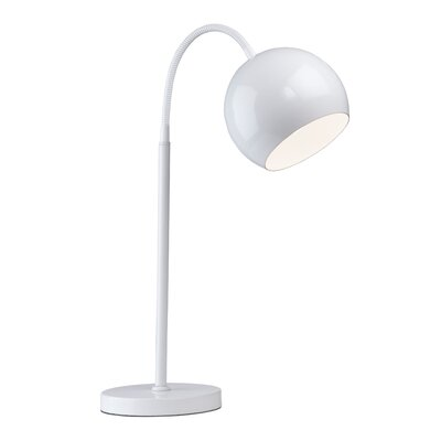 Artcraft Lighting On The Spot 1 Light Table Lamp