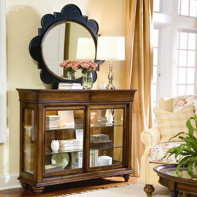 Southern Living Shenandoah Valley Display Cabinet