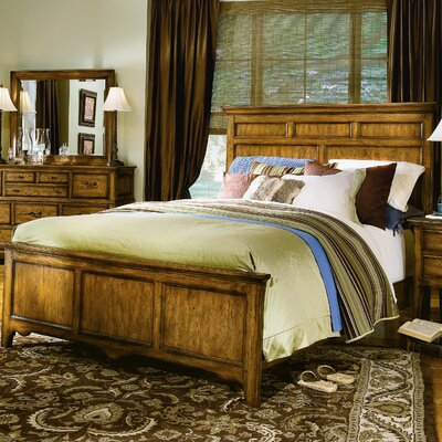 Southern Living Blue Ridge Retreat Panel Bed