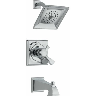 Delta Dryden Dual Control Tub and Shower Faucet