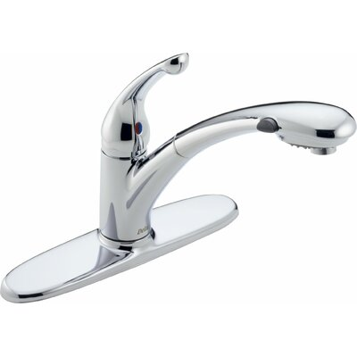 Palo Single Handle Centerset Kitchen Faucet with Ceramic Cartridge
