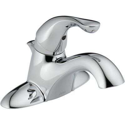 Delta Classic Centerset Bathroom Sink Faucet with Single Handle