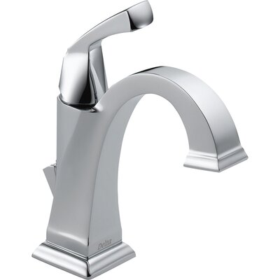 Delta Dryden Single Hole Bathroom Faucet with Single Handle