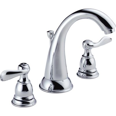 Windemere Widespread Bathroom Faucet with Double Lever Handles - B3596LF