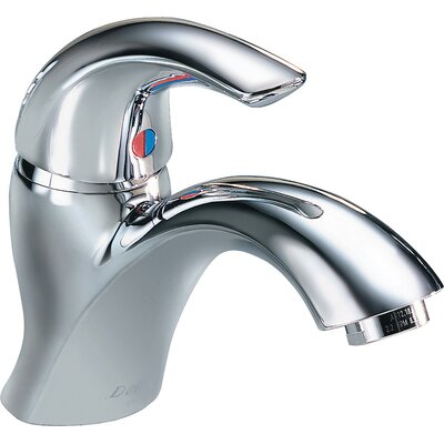 Teck Single Hole Bathroom Faucet with Single Handle - 22C601