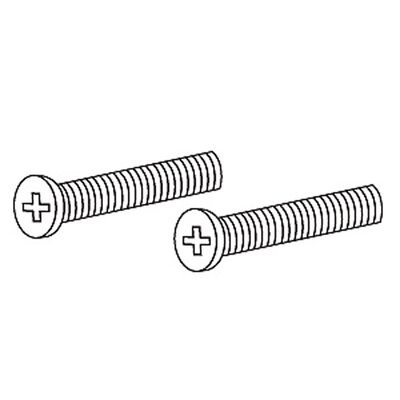 Replacement Overflow Plate Screw - RP6404