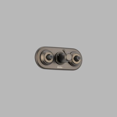 Delta Jetted Module Diverter Trim