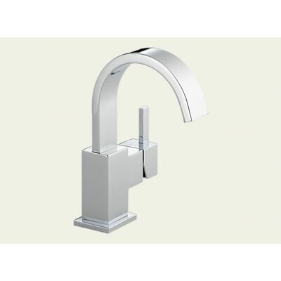 Vero Single Hole Bathroom Faucet with Single Handle - 553LF-SS