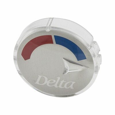 Delta Replacement Arrow Button with Red/Blue Indicator