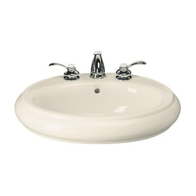 "Kohler Revival Bathroom Sink with 4"" Centers"