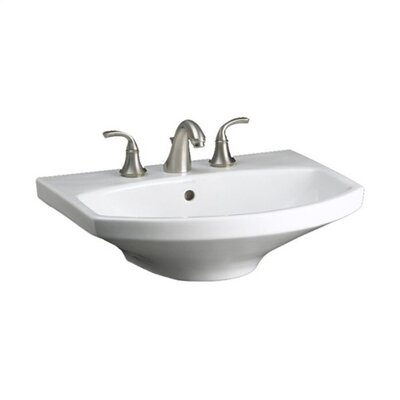 Cimarron Bathroom Sink Basin with 8