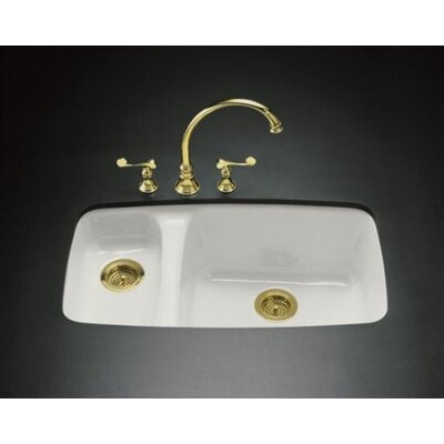 Kohler Lakefield Undercounter sink with installation kit