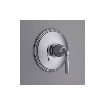 Kohler Devonshire Valve Trim For Thermostatic Valve With Lever Handle, Requires Valve