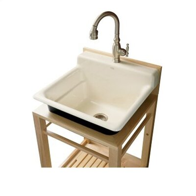 Laundry Sink Wall Mount : Utility Sinks Wayfair
