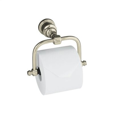 Kohler IV Georges Brass Horizontal Toilet Paper Holder 