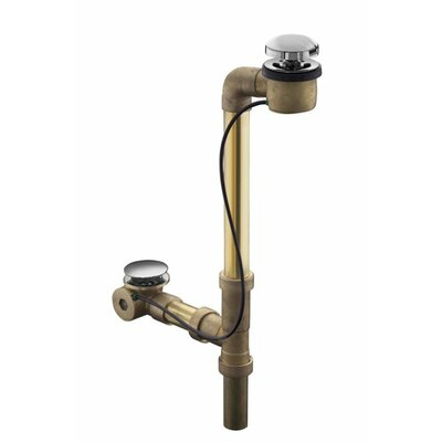 Kohler Clearflo Horizontal Overflow Bath Drain