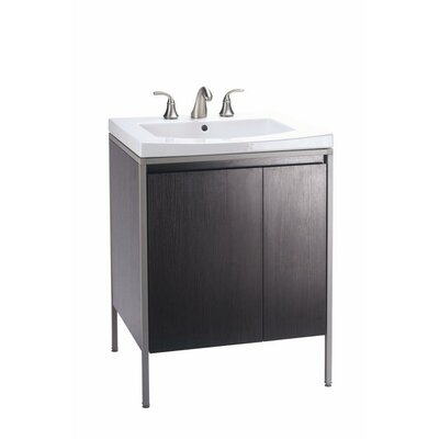 "Kohler Persuade 25"" Bathroom Vanity in Mantle"
