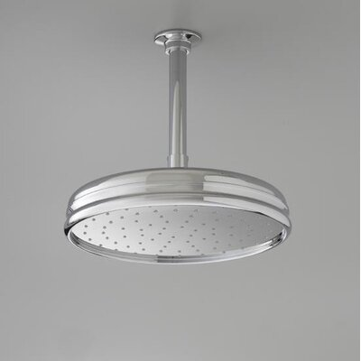 "Kohler Traditional Round 10"" Single Function Rain Shower Head"