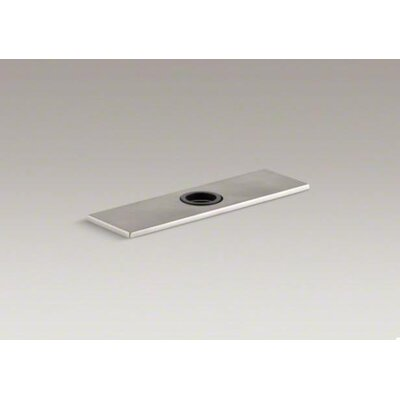 "Kohler Optional 8"" Escutcheon Square Plate For Insight Faucet"