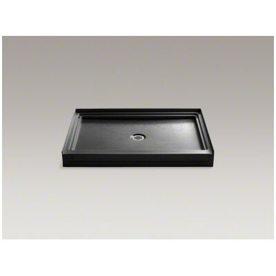 "Kohler Tresham 48"" X 36"" Receptor with Center Drain"