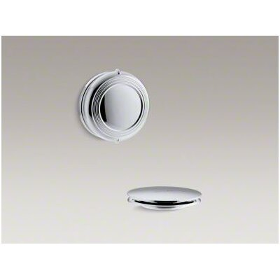 Kohler Pureflo Traditional Rotary Turn Bath Drain Trim