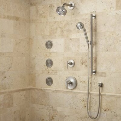 Kohler Purist Dual Control Complete Luxury Shower Trim Package