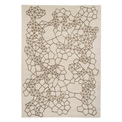 Gandia Blasco Hand Tufted Materia Brown Rug