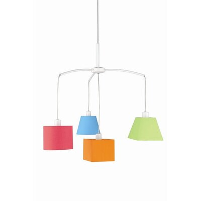 Philips Consumer Luminaire 4 Light Chandelier