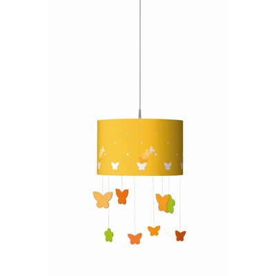 Philips Consumer Luminaire Kidsplace 1 Light Drum Pendant