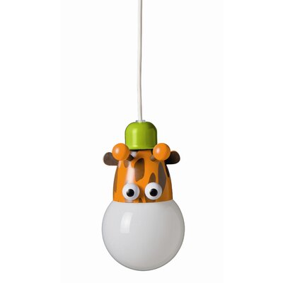 Kidsplace 1 Light Pendant