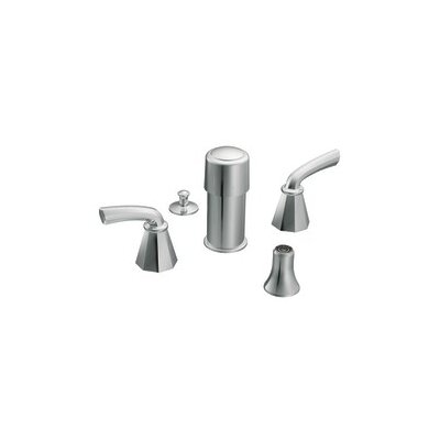Moen Felicity Double Handle Bidet Faucet