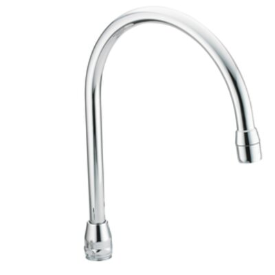 Moen M-Dura 8&quot; Reach Gooseneck Spout