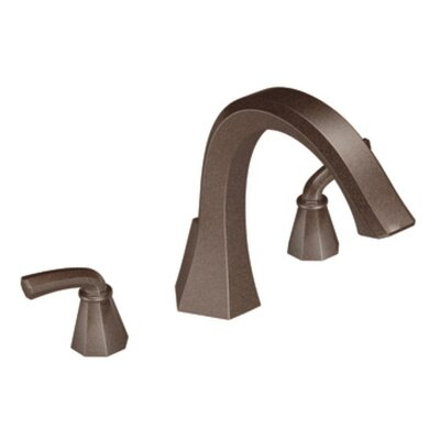 Moen Felicity Roman Tub Faucet in Oil Rubbed Bronze