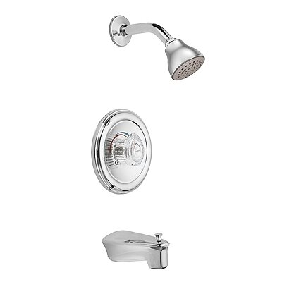 Moen Legend Diverter Shower and Tub Shower Faucet Trim
