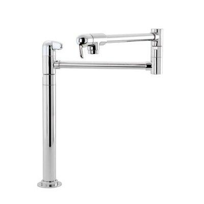 Hansgrohe Allegro E Deck-Mounted Single Handle Single Hole Pot Filler Faucet