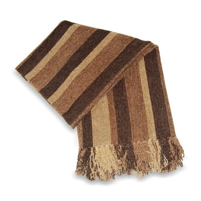 Jovi Home Utopia Chenille Viscose Throw