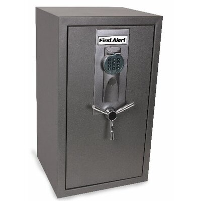 First Alert Executive Digital Fire Theft Dial Lock Safe [6.74 CuFt]