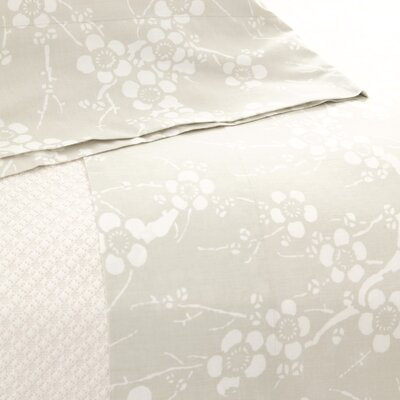 Pine Cone Hill Batik Blossom 200 Thread Count Sheet Set