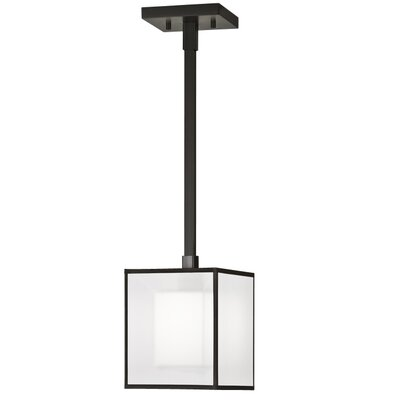 Fine Art Lamps Quadralli 1 Light Drop Pendant