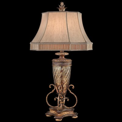 Fine Art Lamps Pastiche 1 Light Table Lamp